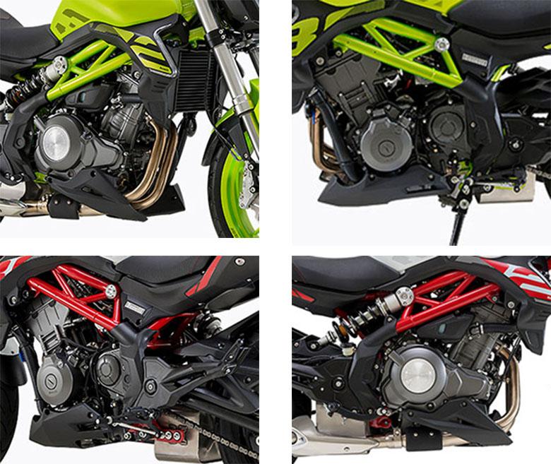 2020 Benelli 302 S Naked Bike Specs