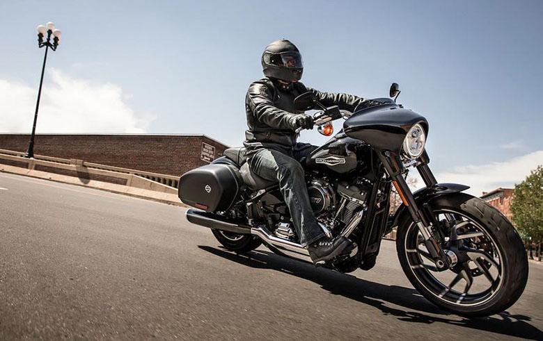 2020 Harley-Davidson Sport Glide Motorcycle