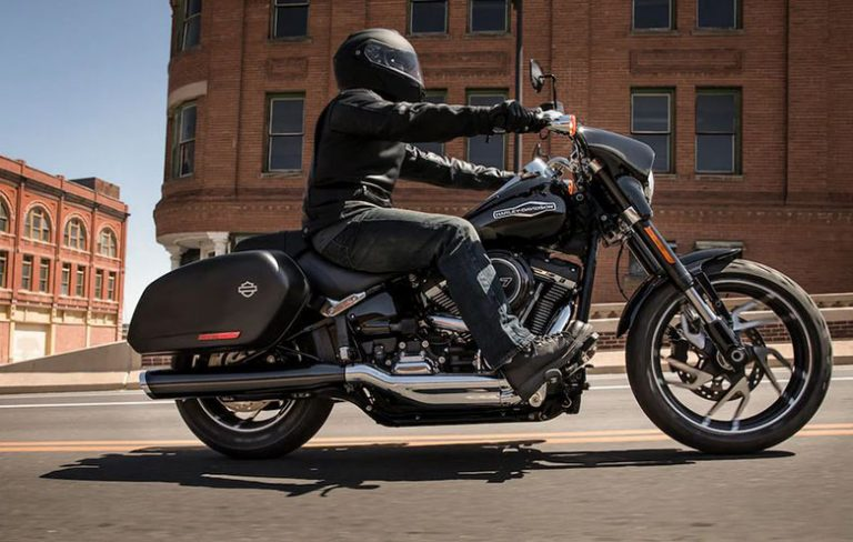 2020 Harley-Davidson Sport Glide Motorcycle Review Specs