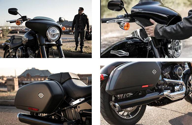 2020 Harley-Davidson Sport Glide Motorcycle Specs