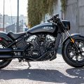 2020 Indian Scout Bobber Cruisers