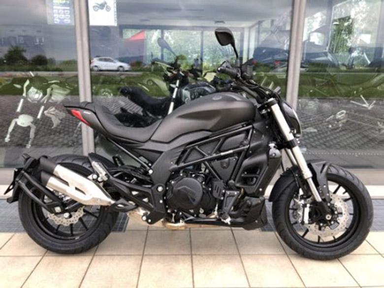 502 C 2020 Benelli Naked Bike