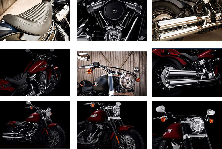 Harley-Davidson Softail Slim 2020 Cruisers Specs