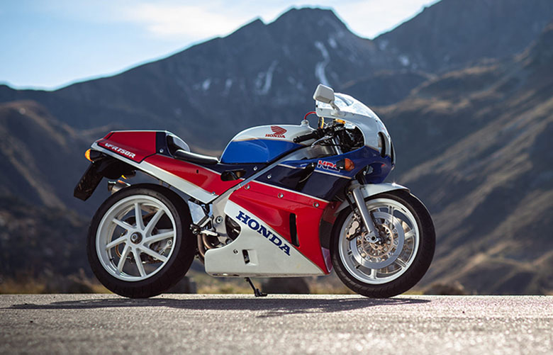 Top Ten Best Production Bikes with Attractive Paintwork