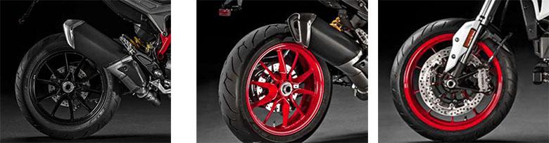 Hypermotard 939 2018 Ducati Naked Motorcycle Specs