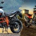 KTM 1190 Adventure R vs. BMW R1200GS Adventure