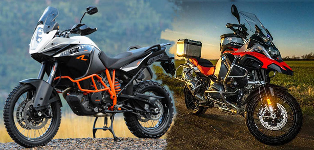 KTM 1190 Adventure R vs. BMW R1200GS Adventure Comparison Review