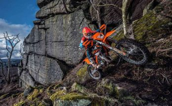 KTM 2019 150 XC-W Enduro Bike