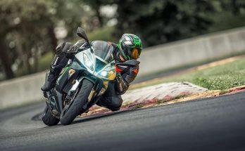Kawasaki 2018 Ninja ZX-6R ABS Sports Bike
