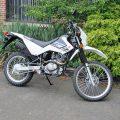 Suzuki 2019 DR200S Dual Sports Bike