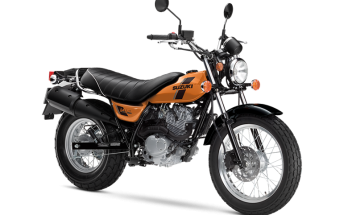 Suzuki 2019 VanVan 200 Dual Purpose Bike