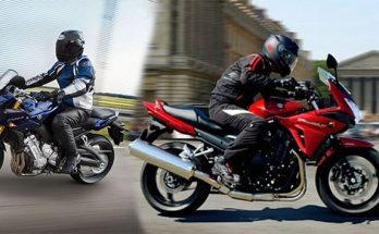 Yamaha FZ1 vs. Suzuki Bandit 1250S
