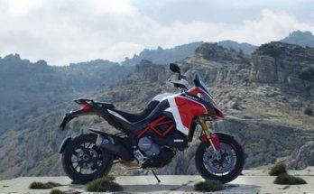 2018 Ducati Multistrada 1260 Pikes Peak