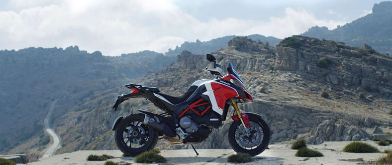 2018 Ducati Multistrada 1260 Pikes Peak Review Specs