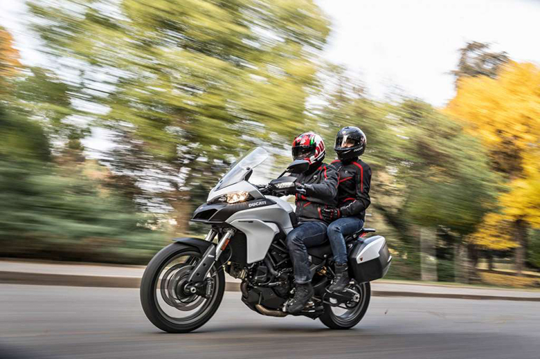 2018 Ducati Multistrada 950 Motorcycle Review Price