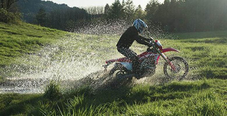 2019 CRF450L Honda Powerful Off-Road Bike