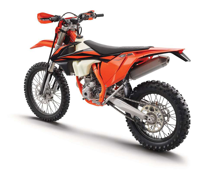 2019 KTM 250 EXC-F Enduro Dirt Motorcycle
