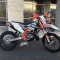 2019 KTM 300 XC-W TPI Six-Day Enduro Motorcycle