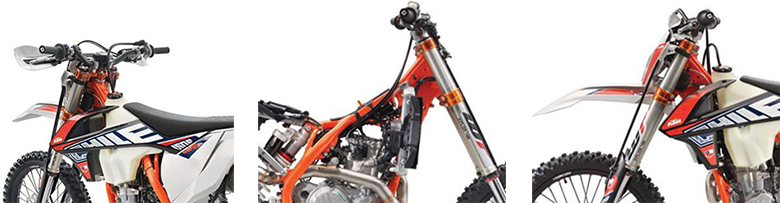 2019 KTM 450 EXC-F Six Days Dirt Bike Specs