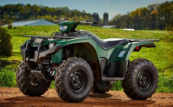 2019 Yamaha Kodiak 450 EPS Utility Quad Bike
