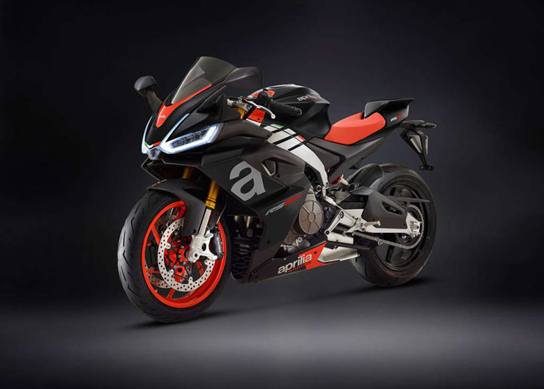 2020 Aprilia RS 660 Sports Motorcycle