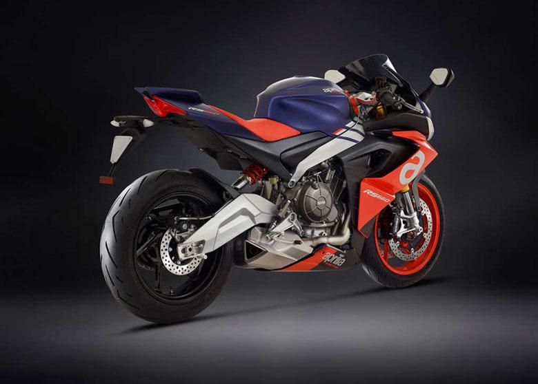 2020 Aprilia RS 660 Sports Motorcycle