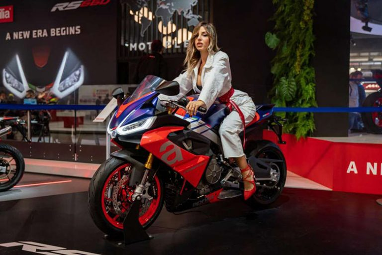 2020 Aprilia RS 660 Sports Motorcycle Review