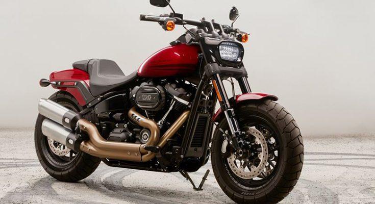 2020 Fat Bob Harley-Davidson Cruisers