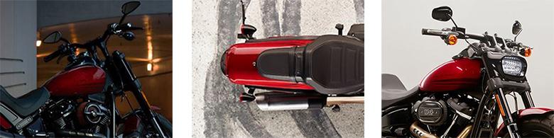 2020 Fat Bob Harley-Davidson Cruisers Specs