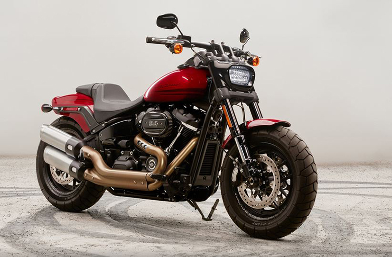 2020 Fat Bob Harley-Davidson Cruisers Review Price Specs
