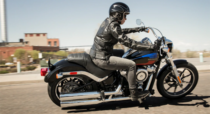 2020 Low Rider Harley-Davidson Softail