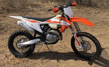 450 XC-F 2019 KTM Powerful Enduro Bike