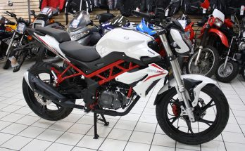Benelli 2020 BN 125 Naked Bike