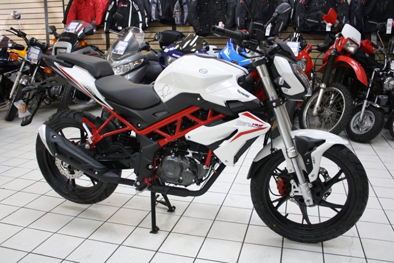 Benelli 2020 BN 125 Naked Bike Review Specs