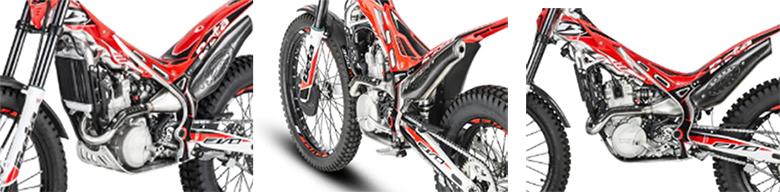 Beta 2019 EVO 300 4-Stroke Dirt Bike Specs