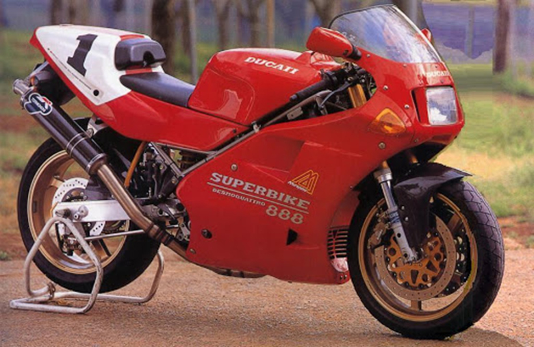Top Ten Best Rated Classic Sports Motorcycle on Bikes Catalog