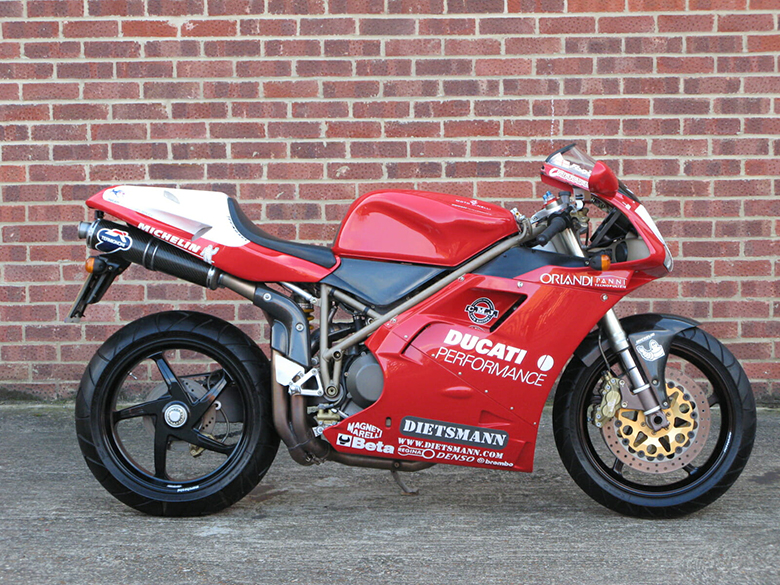 Top Ten Most Expensive Ducati Bikes of All Times