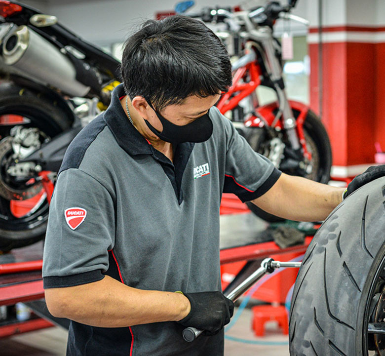 Ducati Dealerships are Reopening after COVID-19