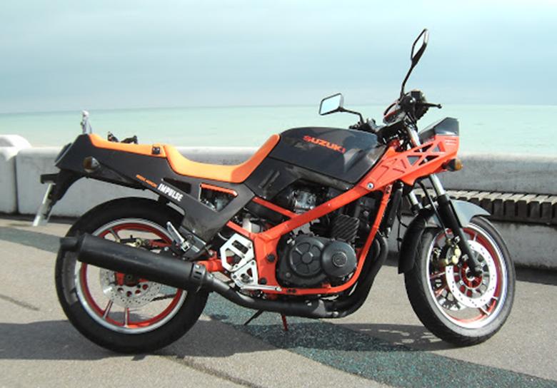 Top Ten Interesting Suzuki Motorcycles of All Times