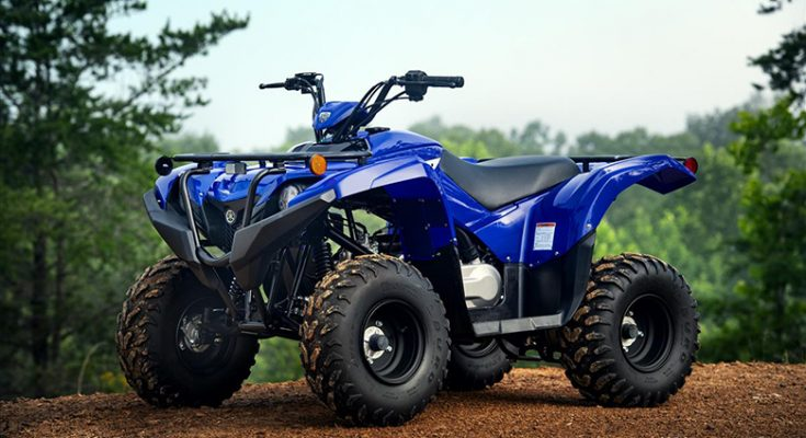 Grizzly 90 2019 Yamaha Utility ATV