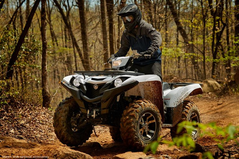 Grizzly EPS 2019 Yamaha Utility ATV Review Specs Price