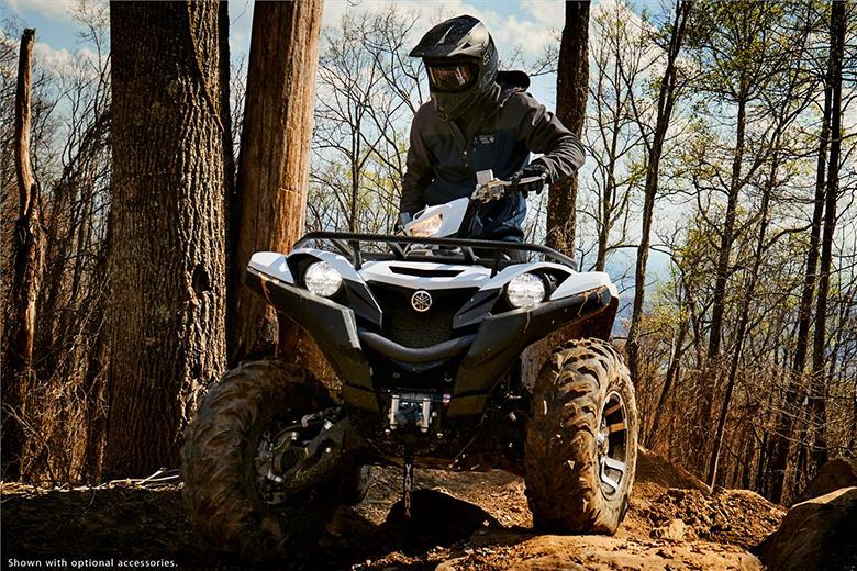 Grizzly EPS 2019 Yamaha Utility ATV