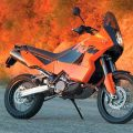 Top Ten Most Stylish Adventure Motorcycles