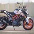 Top Ten Lightest Production Bike Over 125cc