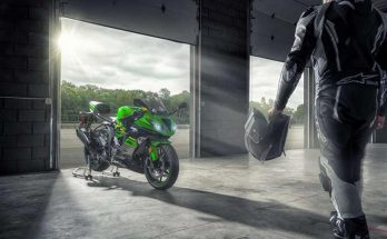 Kawasaki 2018 Ninja ZX-6R ABS KRT Sports Motorcycle