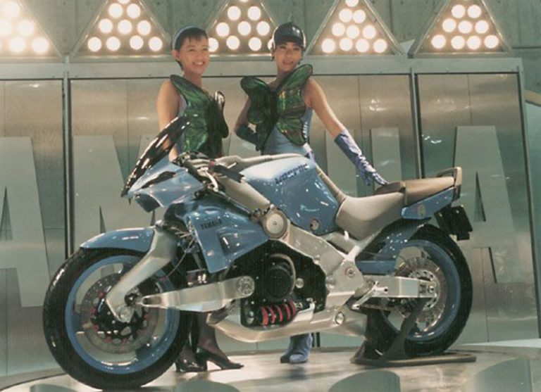 Top Ten Yamaha Concept Bikes that Never Manufactured