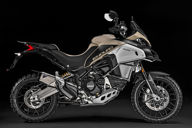 Multistrada 1200 Enduro Pro 2018 Ducati Motorcycle