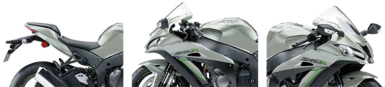Ninja ZX-10R 2018 Kawasaki Powerful Heavy Bike Specs