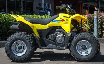 Suzuki 2019 QuadSport Z90 Quad Bike
