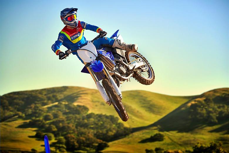 YZ125 Yamaha 2019 Motocross